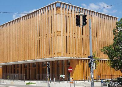 Universität für Bodenkultur Peter Jordanstrasse