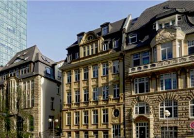 Neckarvillen Frankfurt/Main