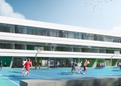 Schule Enkplatz