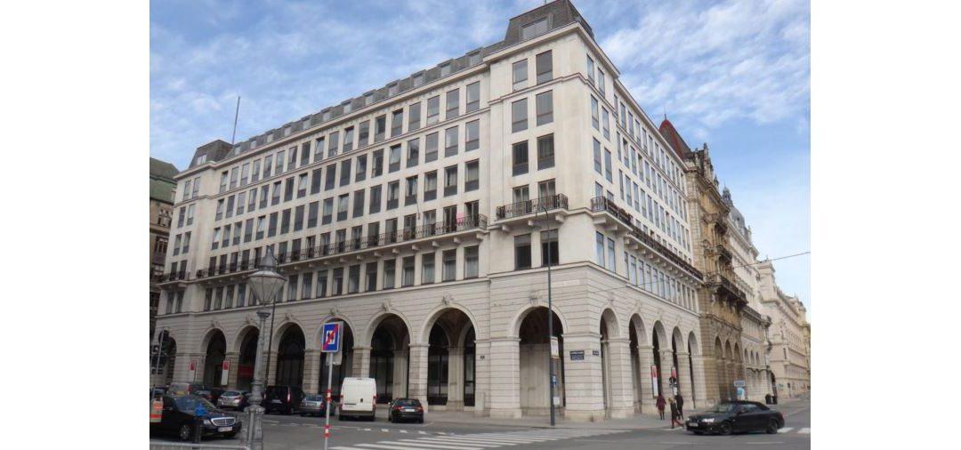 Bürogebäude Rathausplatz 2 / Ebendorferstrasse 2